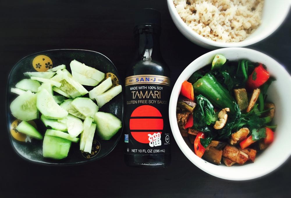 vegan asia bowl rezept asiapfanne