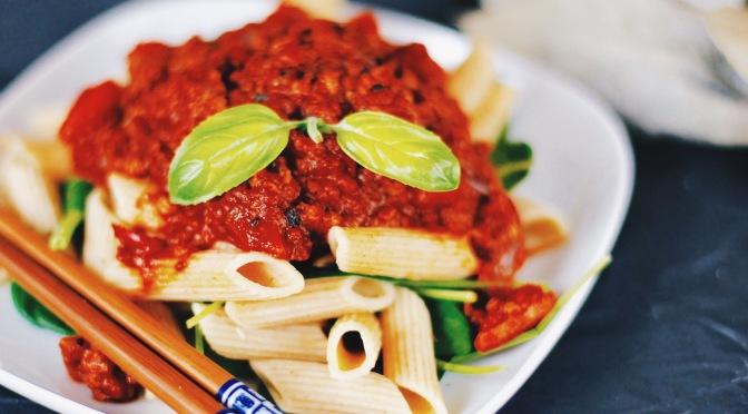 Meal Prep: Vegane Basic Bolo!