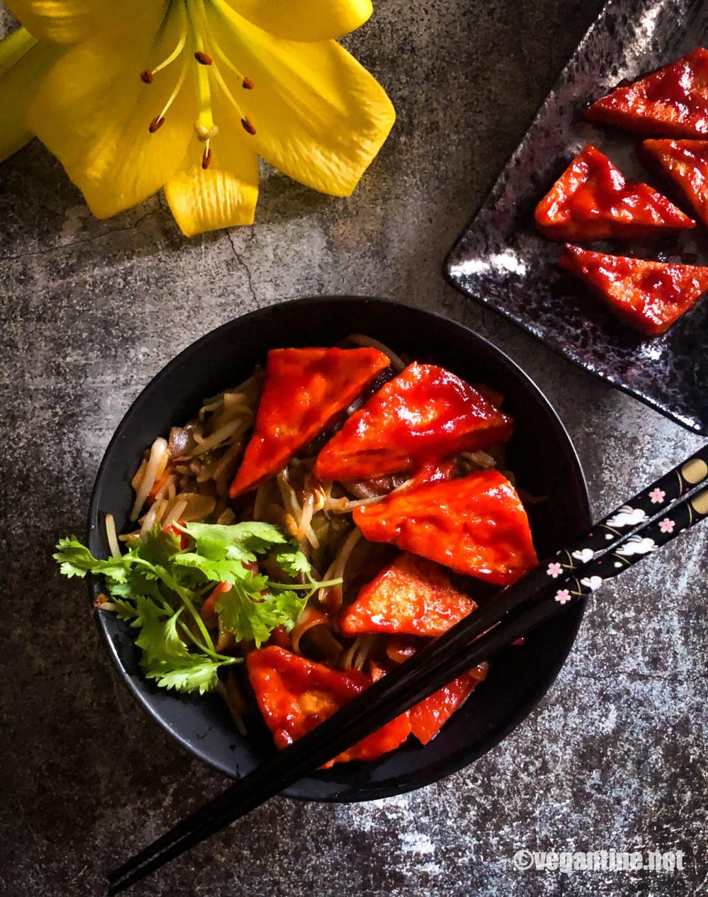 Gochujang tofu neu