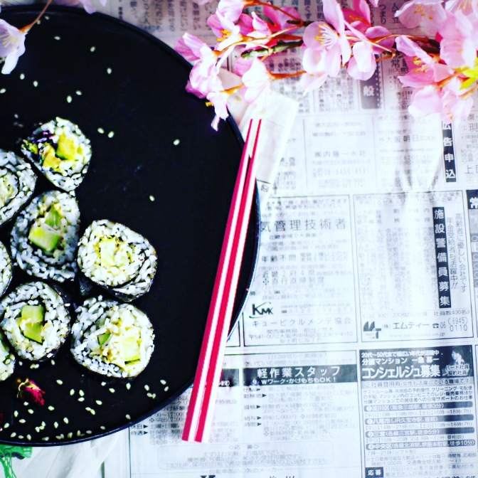 Vushi – Veganes Sushi: So einfach geht´s!
