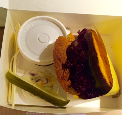 vegane Lunchbox!