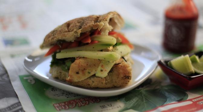So schmeckt Vietnam: Das Bánh Mì Chay-Sandwich!