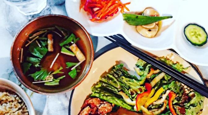 Vegan in Tokyo: Das Nagi Shokudo!