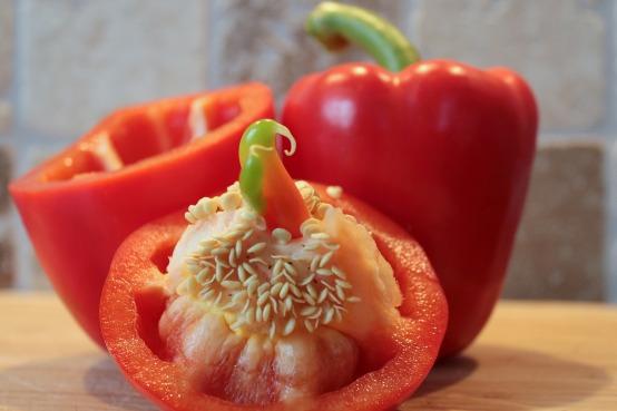 koreanische-rice-cakes-paprika-kochen-rezept-vegan-zubereitung