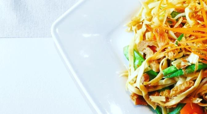 Vegan in München: Vietnamesische Küche im AnSa!