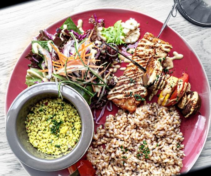 Stylish, vegan und delikat: Das 8ablish in Tokyo