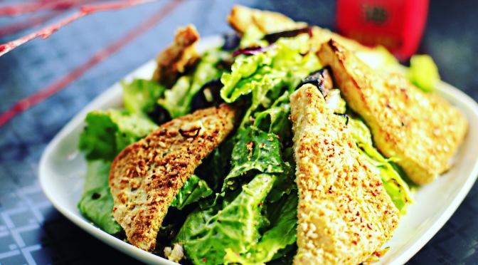 Veganisiert: Caesars Salad!