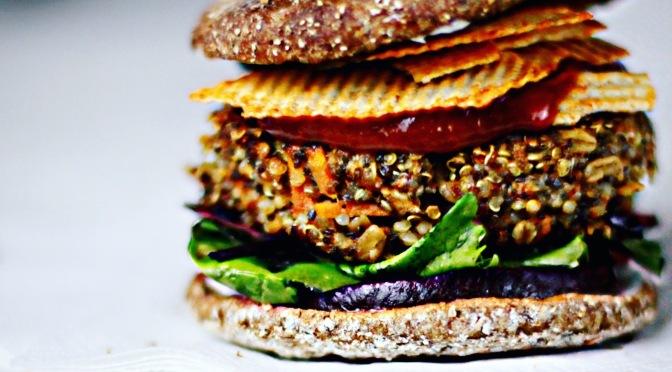 Vegane Burger – so einfach geht´s!