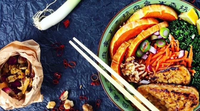 #Yummy: Buddha Bowl mit Tempeh!