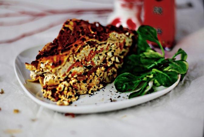 Meal Prep: Vegane Lasagne – mein Lieblingsrezept!