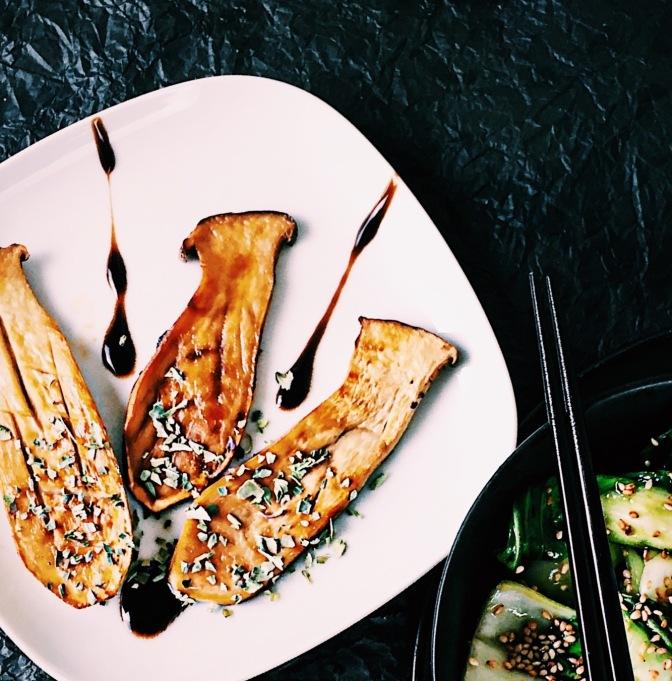 Candle Light Dinner | Die perfekte Vorspeise: Der Kräuter-Seitling!
