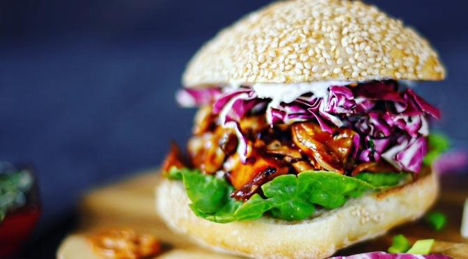 Veganes Pulled Pork aus Jackfruit? So einfach geht´s!