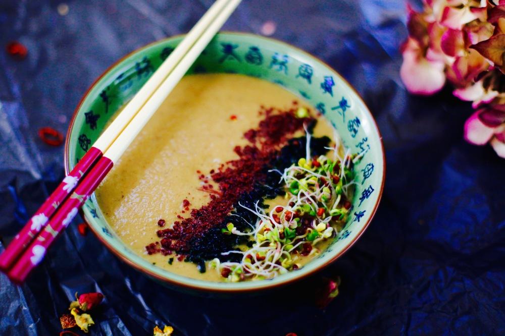 vegan-blumenkohlsuppe-cauliflowersoup-foodblog-rezept