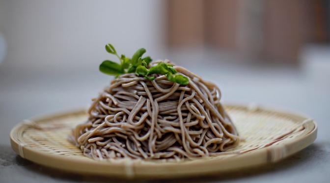 Fast-Food auf Japanisch: Soba!