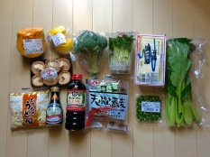 vegan grocery haul japan