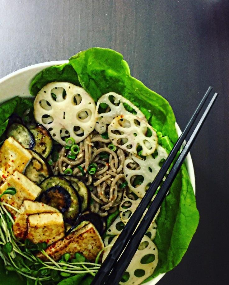 vegane Buddha bowl vegan kochen rezept
