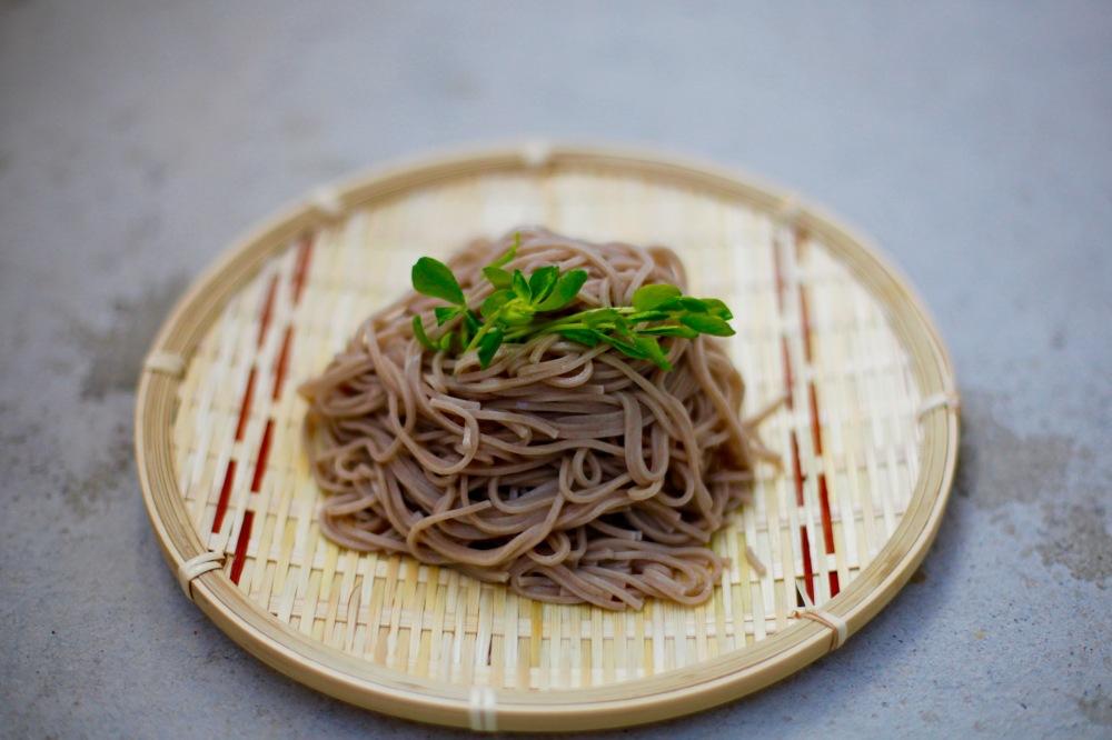 vegane Soba Nudeln kochen rezept