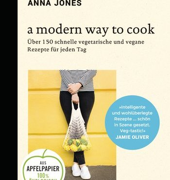 Buch Review: A Modern Way to Cook!