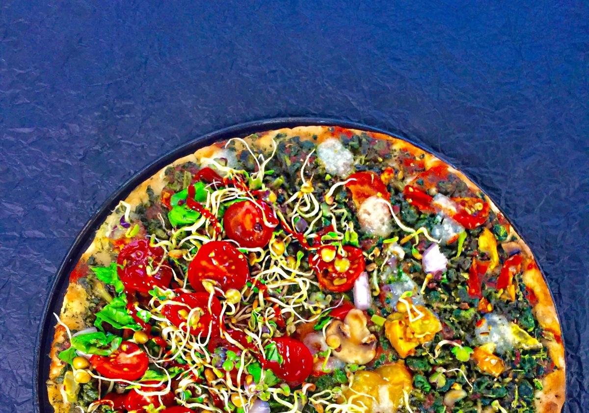 Ausprobiert: Die Fan-Pizza von Lidl! Kann die was?