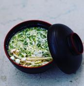 Vegane Miso-Suppe