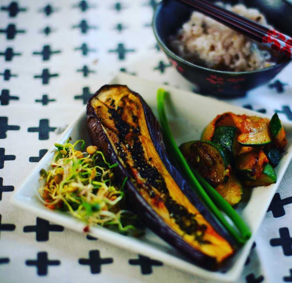 vegan aubergine ann anna jones rezept