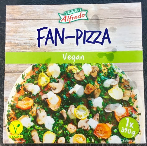 vegan Fan Pizza Lidl