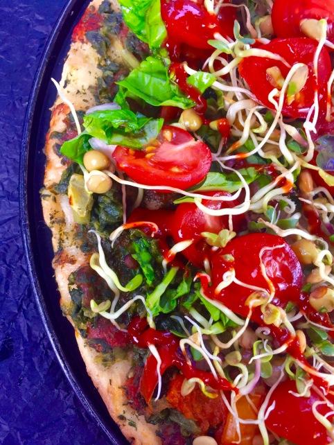 vegane Fan Pizza Lidl ausverkauft