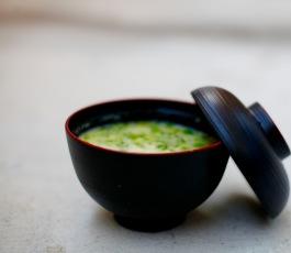 vegane Misosuppe selber kochen