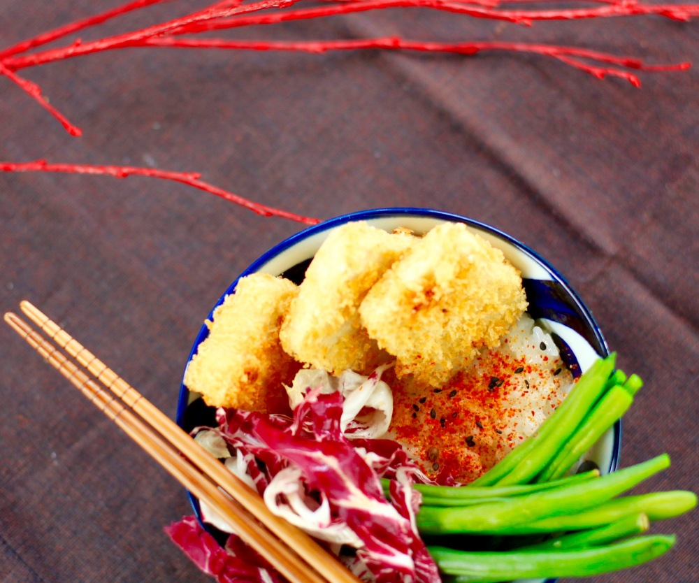 Tofu Katsu selber machen rezept