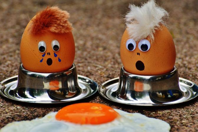 Die deutsche Doppelmoral und der Eier-Skandal!