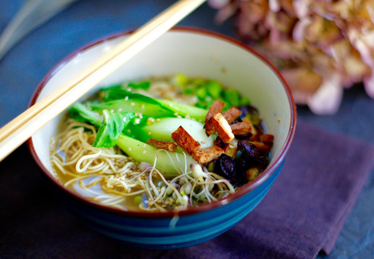 Asiatische Küche   Vegantine