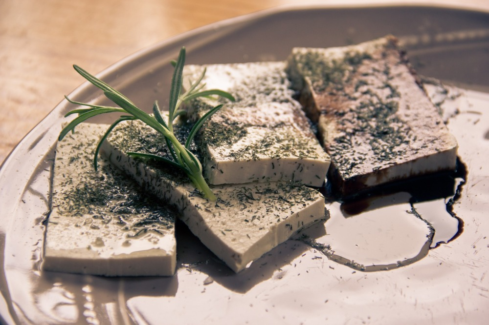 vegane bordelaise rezept tofu