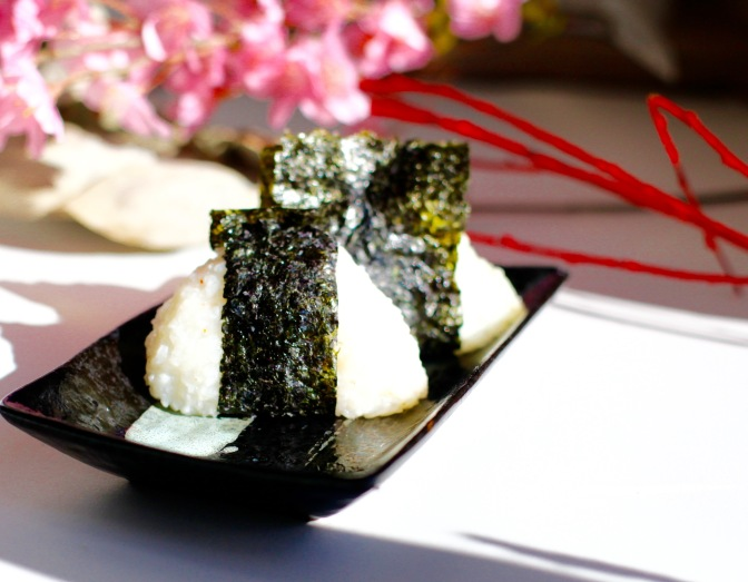 Left-Over Inspiration: Vegane Onigiri!🍙