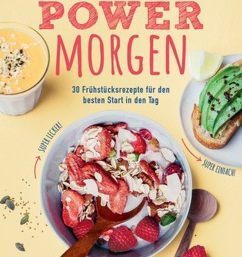 Buch Review: Power Morgen von Coralie Ferreira