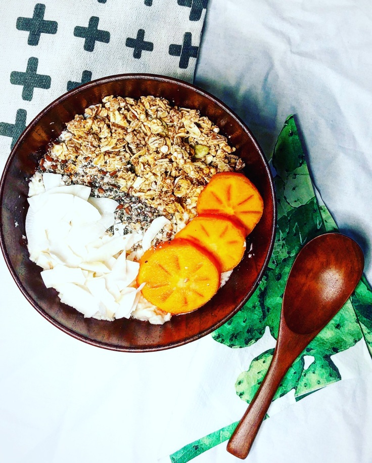 Soft Tofu Bowl rezept vegan