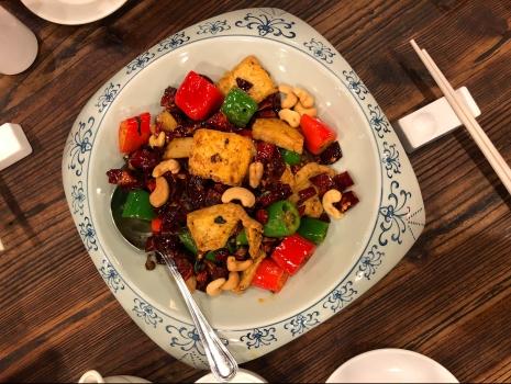 vegan essen Hong Kong