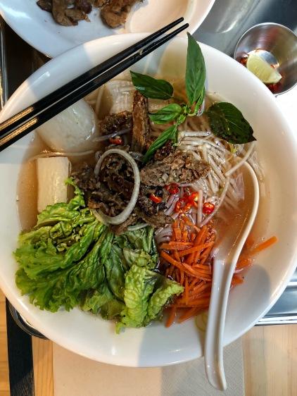 vegane Pho Bo