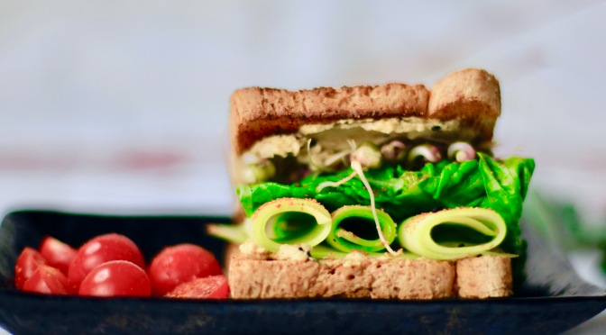 Vegane Sandwiches – 3 Inspirationen