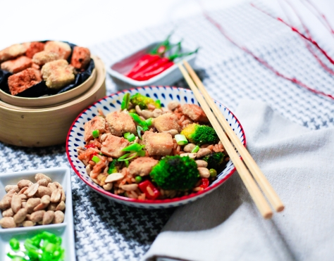 nasi goreng vegan Rezept selber machen