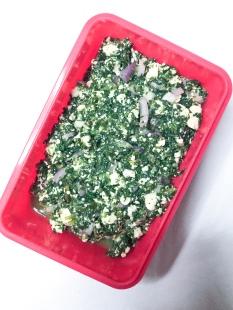 spanakopita vegan rezept spinat