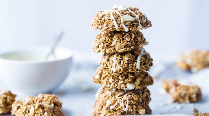 Vegane Haferkekse – einfach gesund backen!