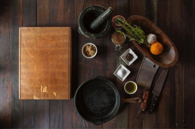 Vegan kochen: Praktische Küchenhelfer!