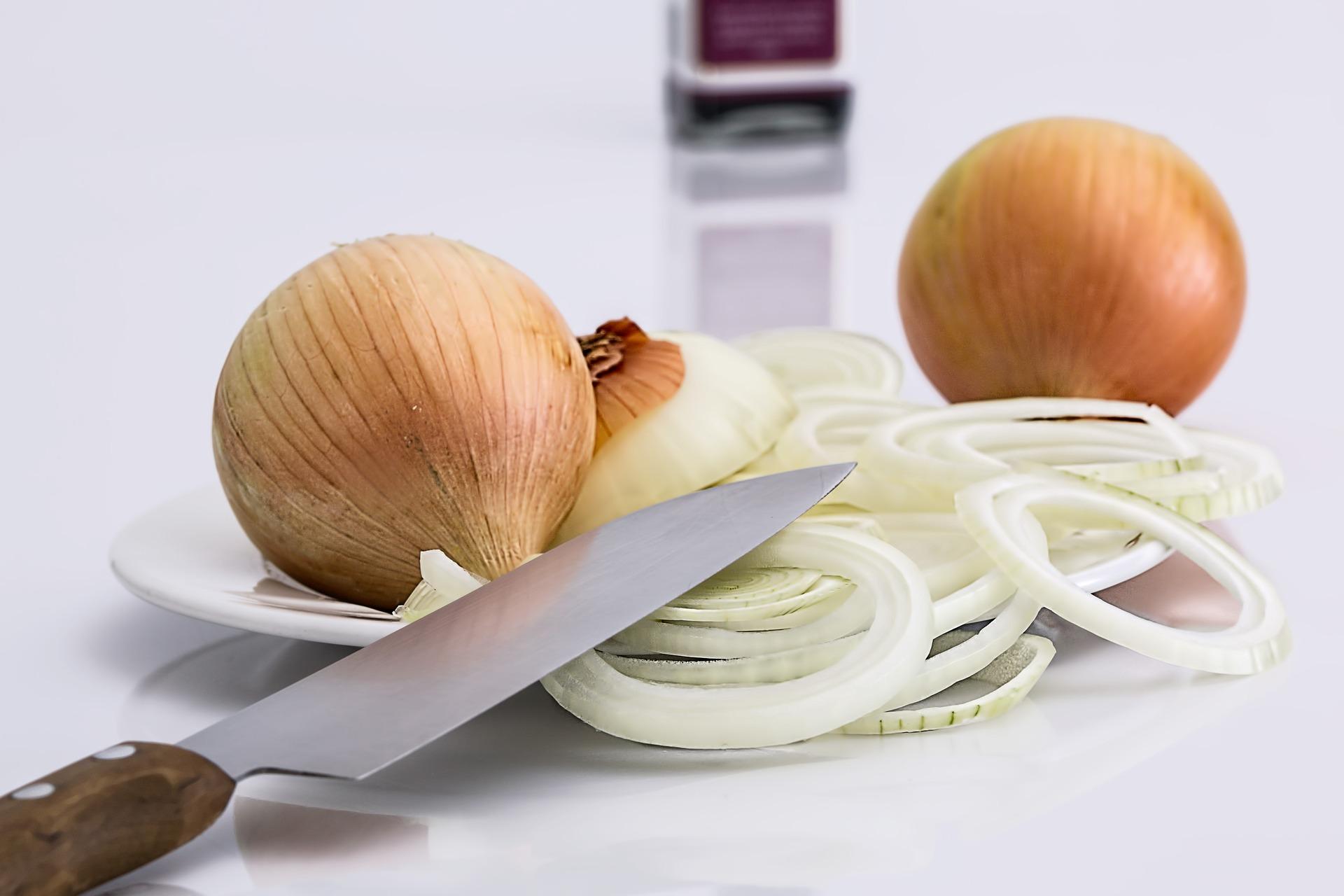 Zwiebelsuppe gesund einfach Rezept